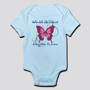 World's Greatest Daughter-In-Law Body Suit