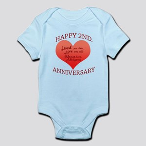 5th. Anniversary Body Suit