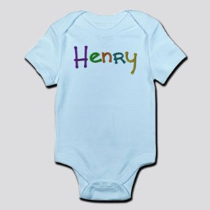 Henry Play Clay Body Suit