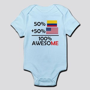 5b936fc3f Colombian Baby Clothes   Accessories - CafePress
