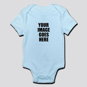 Personalize Your Own Infant Bodysuit