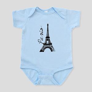 Paris Eifel Body Suit