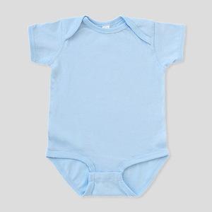 2d Ranger tab Infant Bodysuit