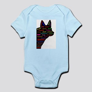 Blue Heeler Tribute Body Suit