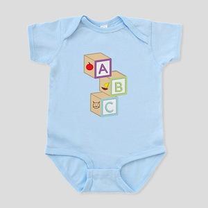 Baby Blocks Infant Bodysuit