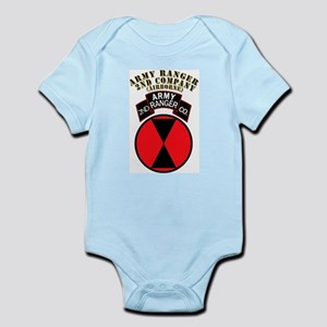 SOF - Army Ranger - 2nd Company Infant Bodysuit