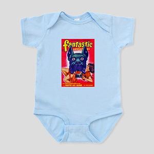 Fantastic Big Dog Cover Art Infant Bodysuit