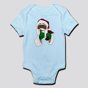 African Santa Clause Body Suit