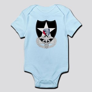 2nd Infantry CFMB Infant Bodysuit