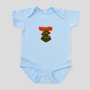 Orkz Waaagh! Infant Bodysuit