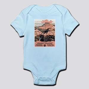 Vintage poster - Grand Canyon Body Suit
