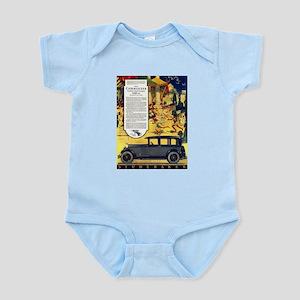 1927 Studebaker Roman Orgy Scene Infant Bodysuit