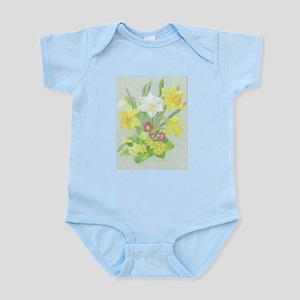 Daffodils Infant Creeper