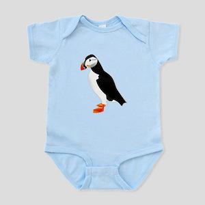 Pretty Puffin Infant Bodysuit