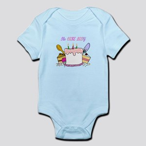 cake lady Infant Bodysuit