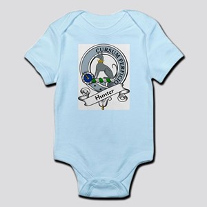 Hunter Clan Badge Infant Creeper