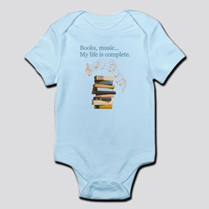 Books and music Body Suit