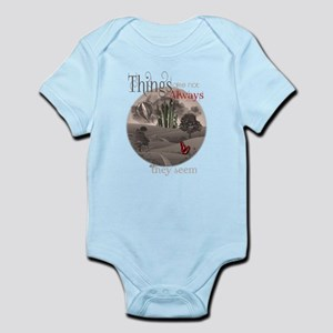 Oz Things are not Always What they Seem Infant Bod