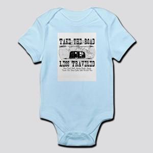Road Less Traveled Infant Bodysuit