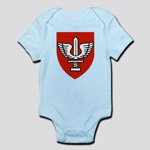 Kfir Brigade Logo Infant Bodysuit