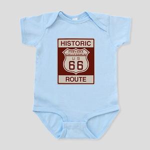 Fontana Route 66 Infant Bodysuit