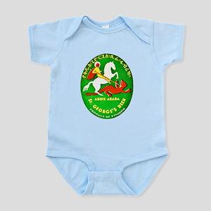 Ethiopia Beer Label 1 Infant Bodysuit