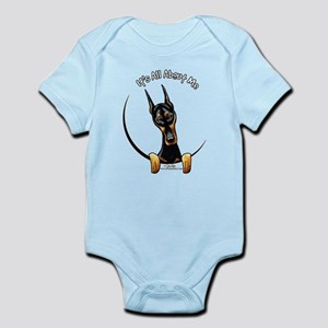 Doberman IAAM Infant Bodysuit
