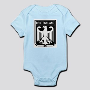 Deutschland Eagle Infant Bodysuit