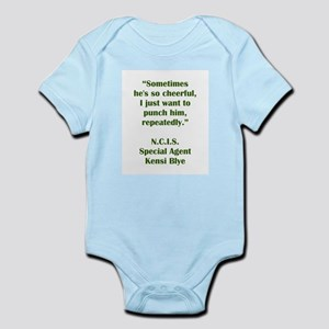 SO CHEERFUL... Infant Bodysuit
