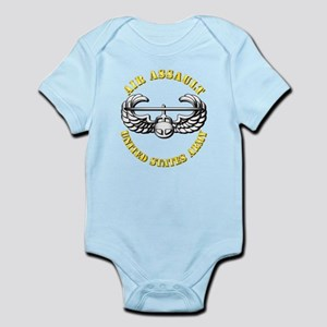 Emblem - Air Assault Infant Bodysuit