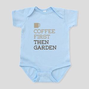 Coffee Then Garden Body Suit