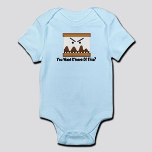You Want S'more Of This? Infant Bodysuit