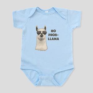 No Problem Llama Body Suit