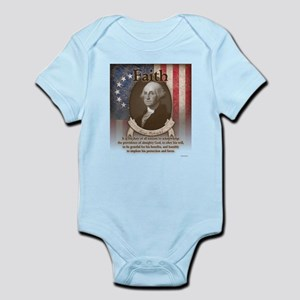 George Washington - Faith Body Suit