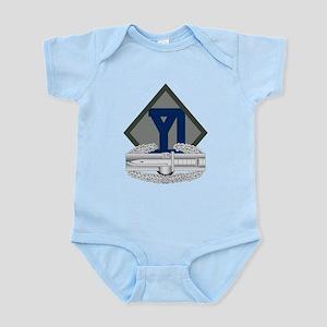 26th Infantry CAB Infant Bodysuit