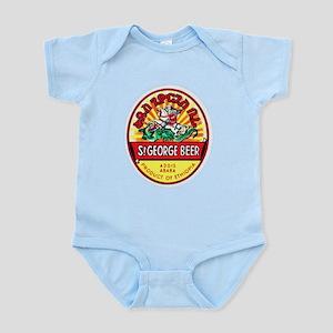 Ethiopia Beer Label 4 Infant Bodysuit