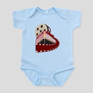 theater cinema film Infant Bodysuit