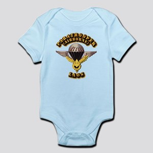 Airborne - Laos Infant Bodysuit