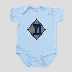26th Infantry Yankee Div Infant Bodysuit