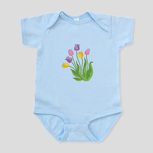 Tulips Plant Body Suit