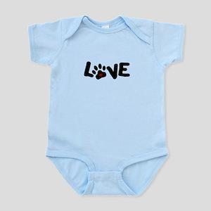 Love (Pets) Infant Bodysuit
