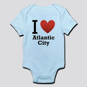 I-Love-Atlantic-City Infant Bodysuit