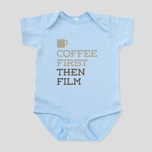 Coffee Then Film Body Suit