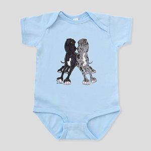 NBlkW NMrlW Lean Infant Bodysuit