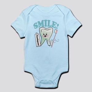 Smile Dentist Dental Hygiene Body Suit