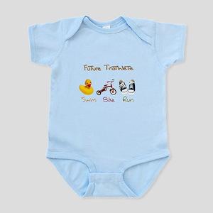 Future Triathlete Infant Bodysuit