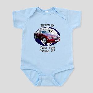 Chrysler Crossfire Coupe Infant Bodysuit