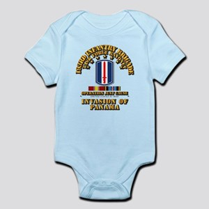 Just Cause - 193rd Infantry Bde w Infant Bodysuit