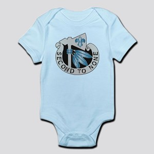 DUI - 2nd Infantry Division Infant Bodysuit