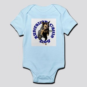 Cattle Dog House Infant Creeper